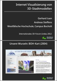 Internet Visualisierung von 3D-Stadtmodellen - CityGML.de