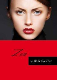 B&B Eyewear GmbH :: Katalog Zen - Acetat, Metall, Edelstahl, Titan ...