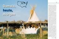 TOURS Leserreise nach South Dakota - Travel Beyond