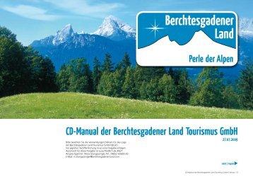 Perle der Alpen - Extranet der Berchtesgadener Land