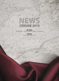 news cersaie 2010