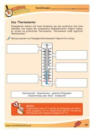 Das Thermometer - Technikbox.at