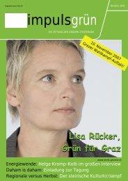 impulsgrün - Die Grünen Steiermark