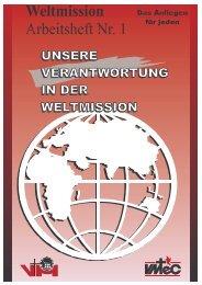 Mission Heute - bei der Velberter Mission