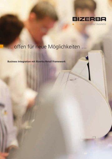 Prospekt RetailConnect - OBRECHT Technologie AG