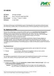 EV NEWS_Versicherungsantrag_D - Pax Schweizerische ...