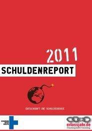 Schuldenreport 2011 - SÜDWIND-Institut