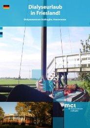 Dialyseurlaub in Friesland! - Dialysefriesland