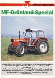 Page 1 Page 2 Technische Daten MF-GrünIand-Spezial Motor ...