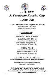 deutsche Ausschreibung 3 EKC_2 - Chinese Kuoshu Institute - GCKF