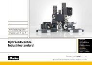 Hydraulikventile - Gesamtkatalog 3500 - Siebert Hydraulik ...