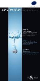 thema Fallstudien fokus Viola da Gamba spezial