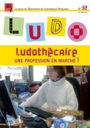 décembre 2010 – Ludothécaire une profession en marche