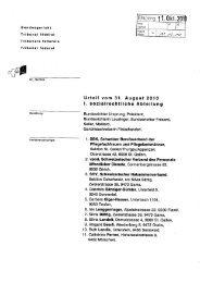 l. sozialrechtliche Abteilung - Schweizer Berufsverband der ...