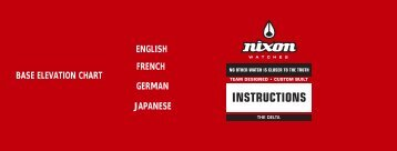english french german japanese base elevation chart - Cleanline Surf