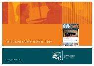 2009 GW-trends MediaInfo.pdf - verkehrsRUNDSCHAU.de