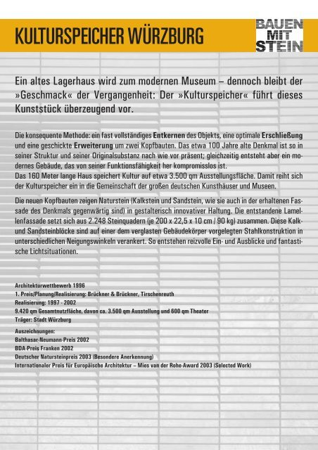 GRANITMUSEUM HAUZENBERG