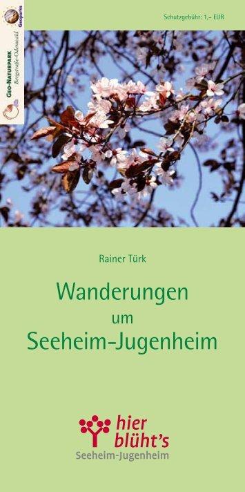 Wanderungen Seeheim-Jugenheim