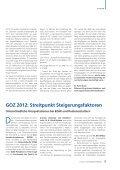 DER BEZIRKSVERBAND - Zahnärztlicher Bezirksverband Oberbayern - Seite 3