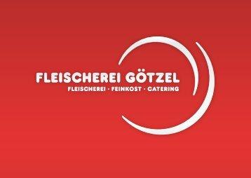 ein PDF unseres aktuellen Werbeflyers - Fleischerei Götzel