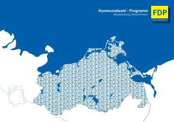 Kommunalwahl - Programm - Herzlich Willkommen - FDP MV - Stark ...
