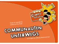 Communauten unterwegs