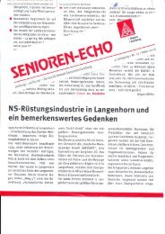 01.03.2012 Senioren-Echo der IG Metall Hamburg ... - Niqel.de