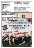 Das informative Monatsmagazin für Menziken 10 / 2012 - dorfheftli - Seite 2