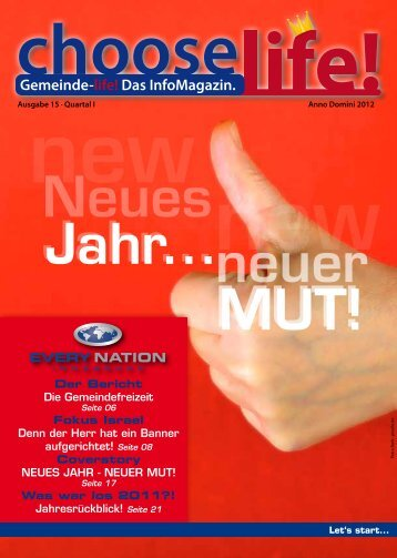 1.Quartal 2012 - Every Nation