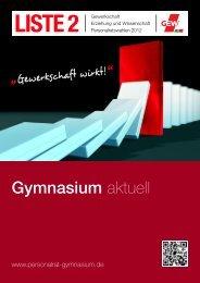Gymnasium - GEW