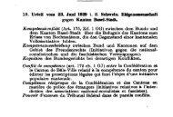 19. Urteil vom 23. Juni 1939 i. S. Schweiz ... - servat.unibe.ch