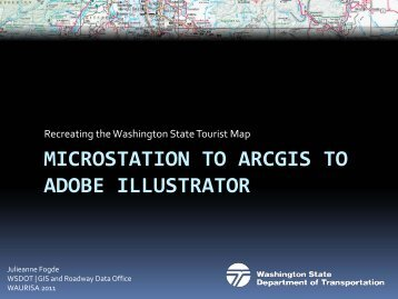 Tourist Map Production Using GIS and Desktop Publishing ... - waurisa