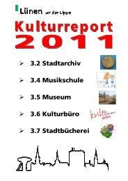 339. Kulturreport_2011.pdf - Stadt Lünen