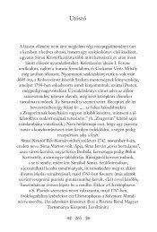 Utószó a 2011-es kiadáshoz - Alinea Kiadó