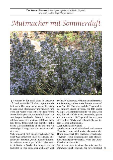 Mutmacher mit Sommerduft - WordPress – www.wordpress.com