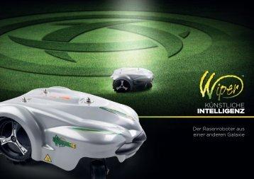 Wiper Rasenroboter: Modelle und Funktionen