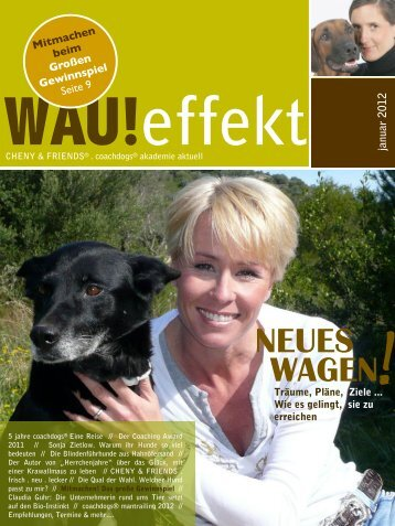 WAU!effekt - Hundskerle