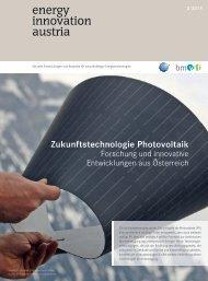 energy innovation austria (2.5 MB) - NachhaltigWirtschaften.at