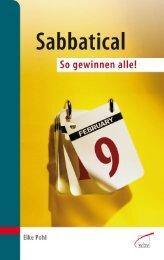 Leseprobe zum Titel: Sabbatical - Die Onleihe