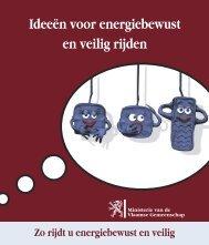Ideeën voor energiebewust en veilig rijden - Vlaanderen