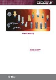Prothetikprodukte - Biomet 3i Colombia
