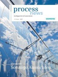Sonnige Aussichten - Siemens