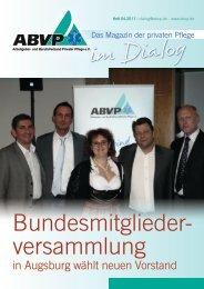 Ausgabe 4 2011 - ABVP