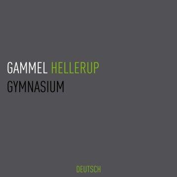 GAMMELHELLERUP GYMNASIUM