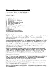 AGB Dienstleistungen - IT-Service-Mirter