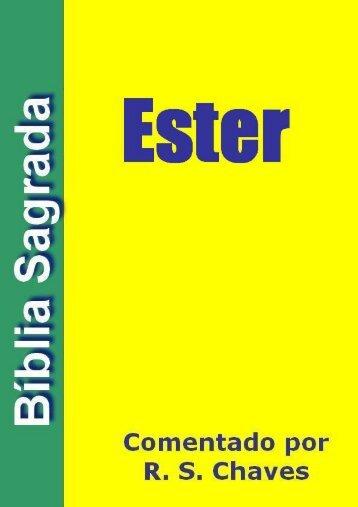 Ester Comentado por R S Chaves PDF.pdf