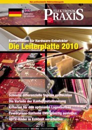 PDF Leiterplatte 2010_deutsch - Elektronik-PR Das Presseportal ...