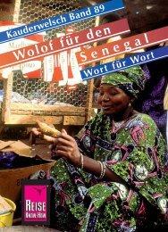 Leseprobe zum Titel: Wolof für den Senegal - Die Onleihe