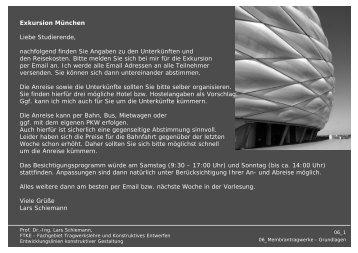 Architekten Finden neu architekten bht de magazine