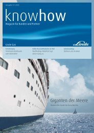 Ausgabe 01 2005 (PDF, 2069,9Kb) - Linde Gas
